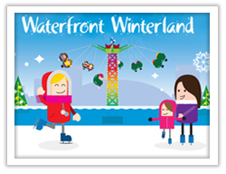 Win Waterfront Winterland tickets