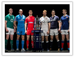 Six Nations Blog